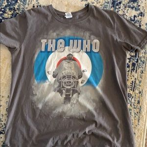 The Who Quadrophenia 2012/2013 Tour T-shirt large
